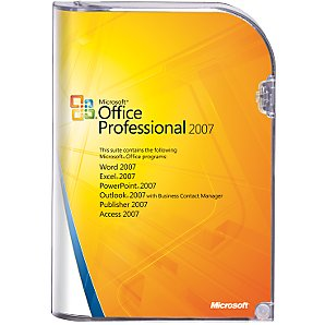 microsoft office 2007 professional download key